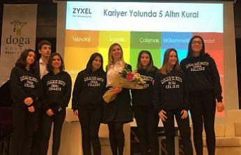 Zyxel'den Türkiye'nin Yeni Nesil Mühendisi Kızları Projesine Destek