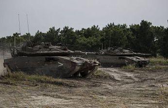 İsrail-Lübnan sınırında çatışma!