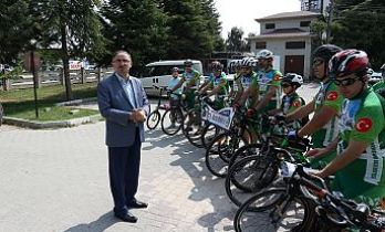 'Pedal Pedal Bursa' Mustafakemalpaşa'da