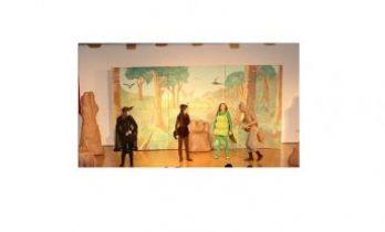 Bosch Çevre Çocuk Tiyatrosu, Kastamonu'da çocuklarla buluştu