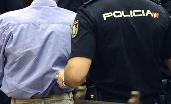 Kırmızı bültenle aranan DHKP/C'li İspanya'da yakalandı