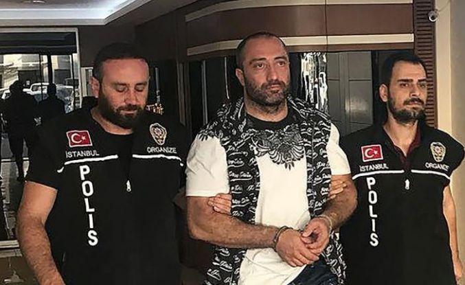 Suç örgütü lideri İstanbul'da yakalandı