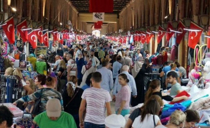 Edirne'de 'Bulgar Bayramı' hareketliliği yaşandı