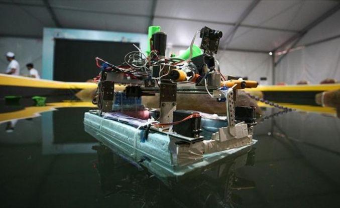 Fatih Sultan Mehmet'ten ilham aldılar fetih robotu yaptılar