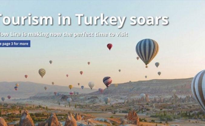Kanada turizm dergisinden Türkiye çağrısı