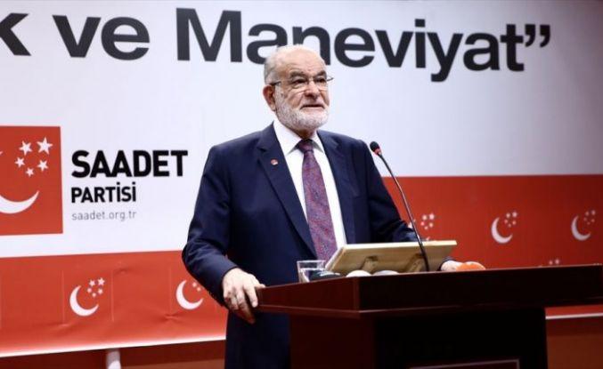 Temel Karamollaoğlu: Cumhurbaşkanı'nın ekonomiyle ilgili açıklamaları sevindirici