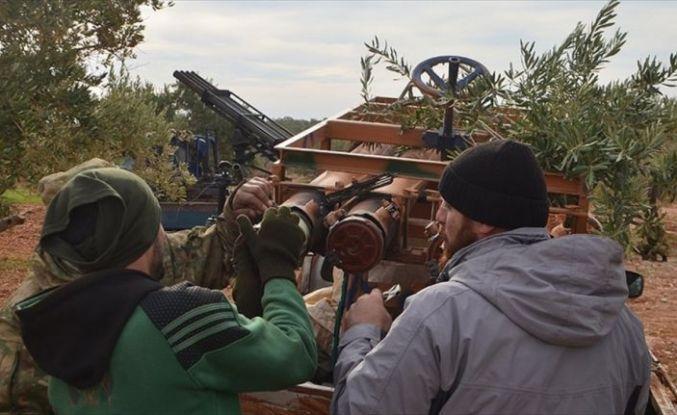 İdlib'de ağır silahların cephe hattından çekilmesi bugün tamamlanacak