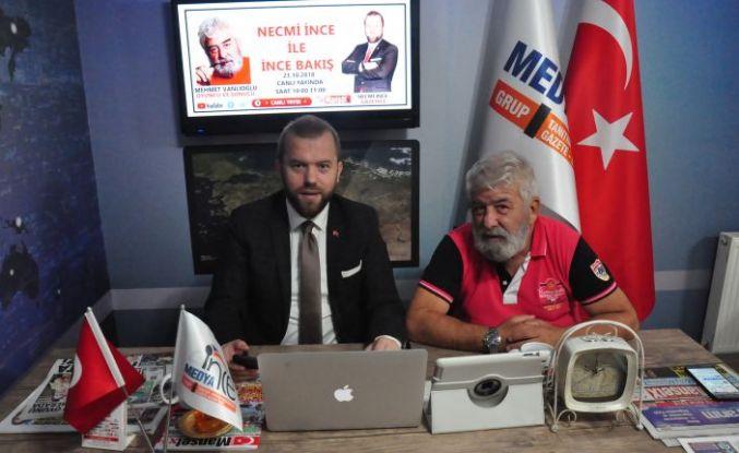 Mehmet Vanlıoğlu İNCE BAKIŞ'a Konuk Oldu.