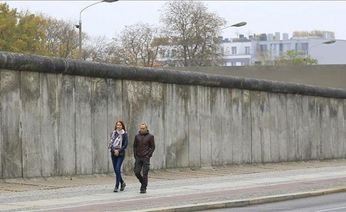 Berlin Duvarı'nın yıkılışının 29. yıl dönümü