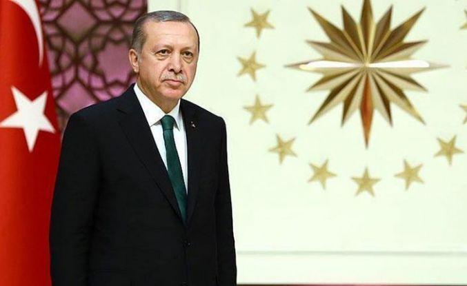 Erdoğan: Cumhuriyetimizi ileriye taşıma sorumluluğunu hep birlikte yerine getirmeliyiz