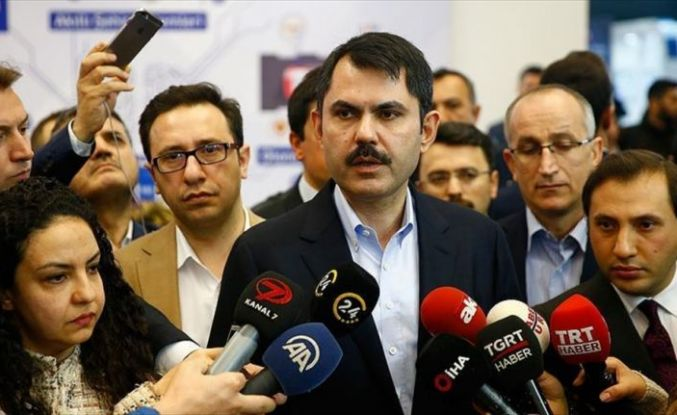 Bakan Kurum: Beklentimiz, Türkiye'nin iklim sistemi altında hakkaniyetli bir konuma sahip olması