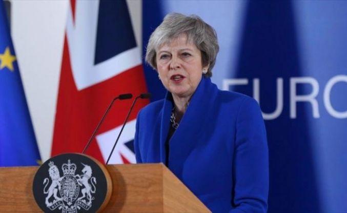 May'den Brexit için mekik diplomasisi