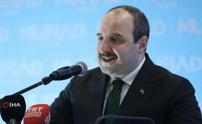 Sanayi ve Teknoloji Bakanı Varank: İthalata bağımlılık sorununu çözmeyi hedefliyoruz