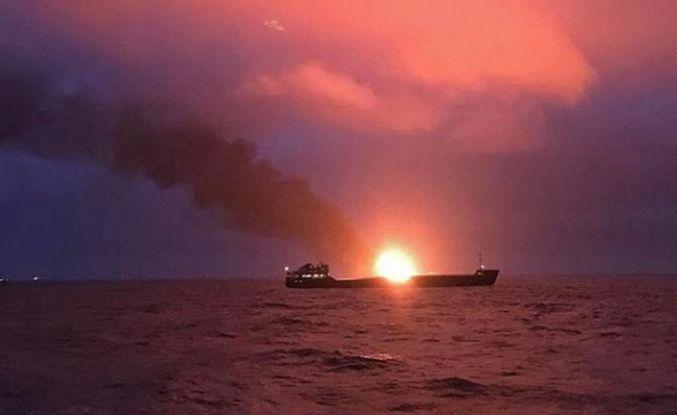 Yangında ölen gemici 20 gün önce işe başlamış