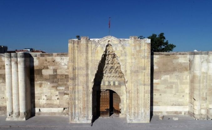 'Sultanhanı'ndaki restorasyon projeye uygun yapıldı'