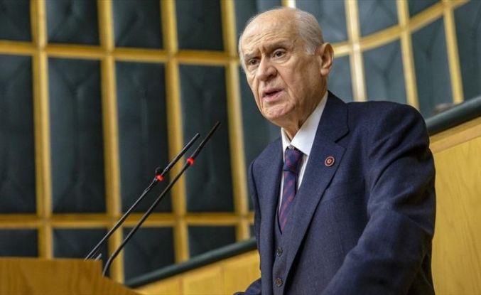 MHP Genel Başkanı Bahçeli: Türk milleti zalimleri yerle yeksan etmeli