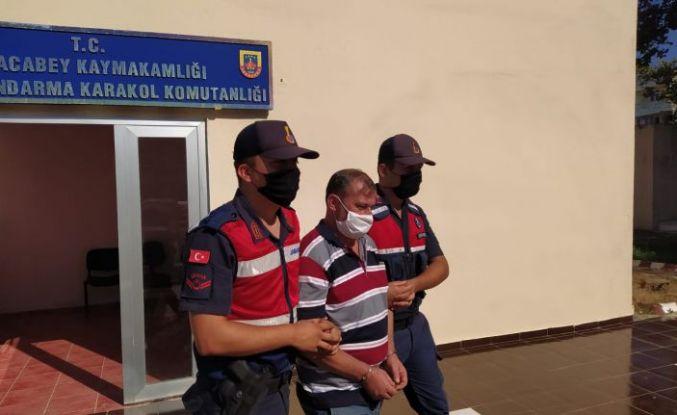 Cezaevi firarisi şahıs yakalandı