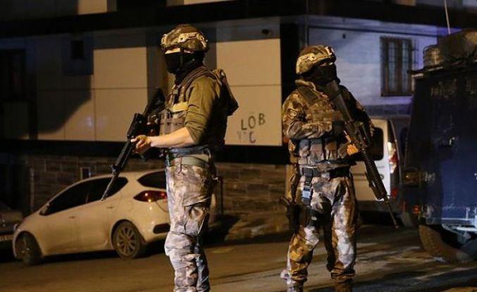 İstanbul'da terör örgütü DEAŞ'a operasyon