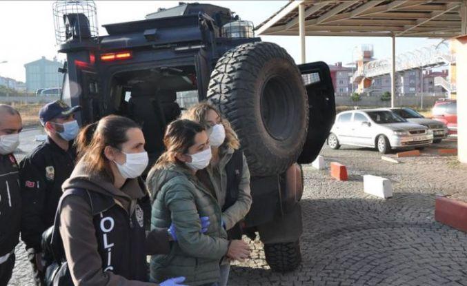 Kars merkezli terör operasyonunda 19 kişi gözaltına alındı