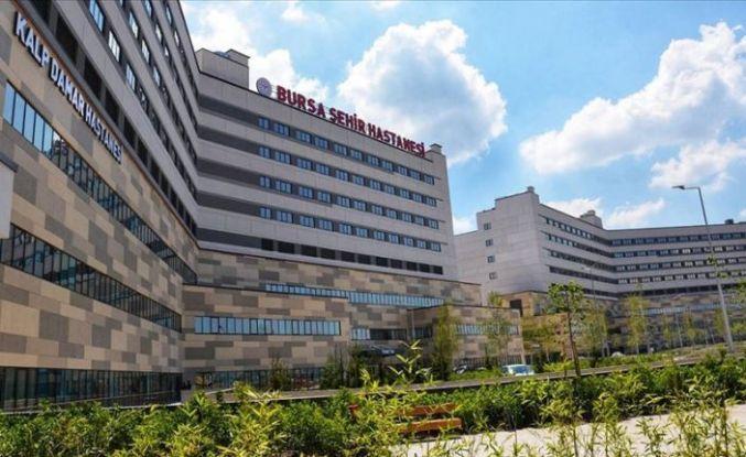 Bursa Şehir Hastanesi Yanık Merkezi'nde yurdun dört bir yanından hastalar tedavi ediliyor