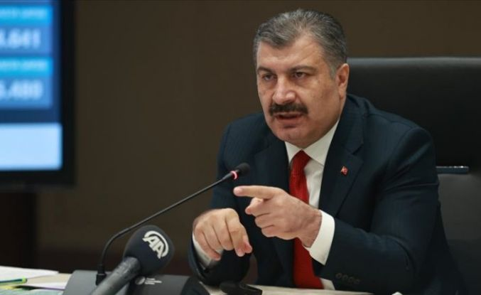 Sağlık Bakanı Koca, Koronavirüs Bilim Kurulu Toplantısı'nın ardından açıklamada bulundu
