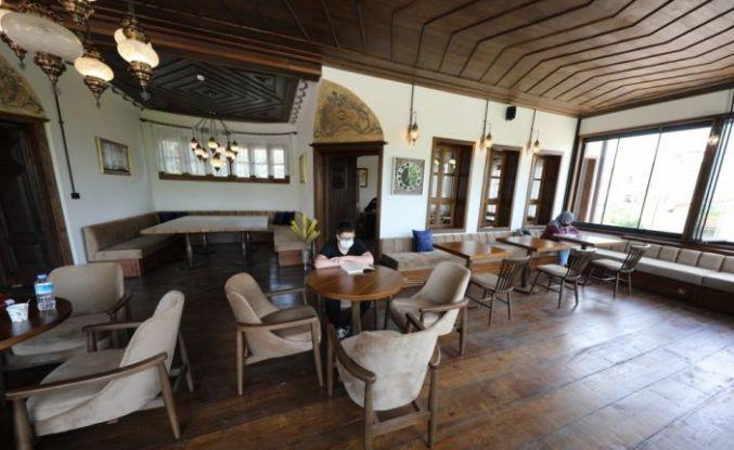 Bursa'da restore edilen 2 asırlık bina gençlik merkezi olarak hizmet verecek