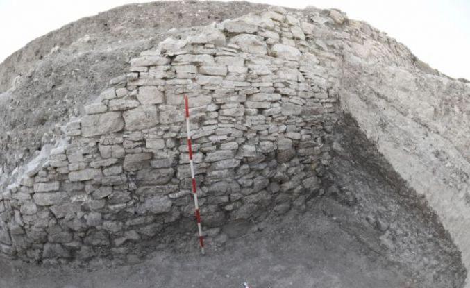 Bandırma'daki İlk Çağ kenti Daskyleion'da 2021 kazı dönemi sona erdi