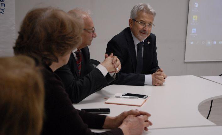 Erdem Çevre Meclisinin İlk Genel Kuruluna Katıldı