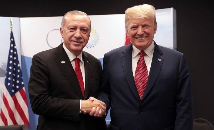 Cumhurbaşkanı Erdoğan ile ABD Başkanı Trump G-20 Zirvesi'nde görüşecek