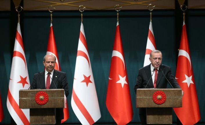 KKTC Başbakanı Tatar: Türkiye'nin yaptığı fedakarlıklar bize güç vermektedir