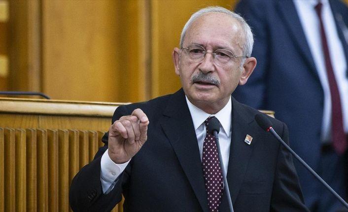 CHP Genel Başkanı Kılıçdaroğlu: Adaleti buluncaya kadar mücadelemiz devam edecek