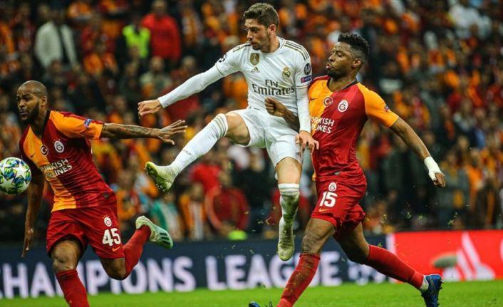 Galatasaray sahasında kaybetti