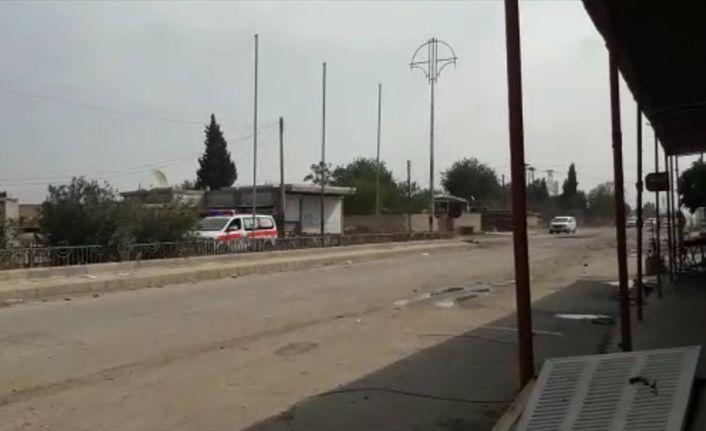 Teröristler Rasulayn'dan Kızılhaç ambulansları ve sivil araçlarla kaçıyor