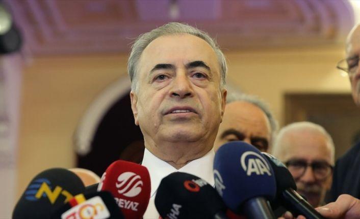 Galatasaray Kulübü Başkanı Mustafa Cengiz'den Arda Turan açıklaması