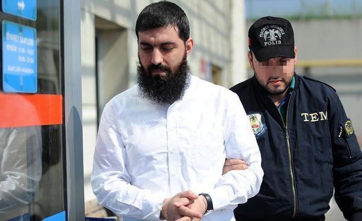 """DEAŞ'ın sözde """"üst düzey yöneticisi"""" Bayancuk'a 12 yıl 6 ay hapis cezası"""
