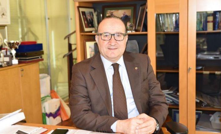 KSO Başkanı Zeytinoğlu'ndan kapasite kullanım oranını değerledirdi