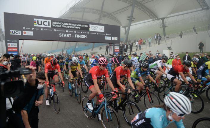Sakarya Granfondo yarışları başladı