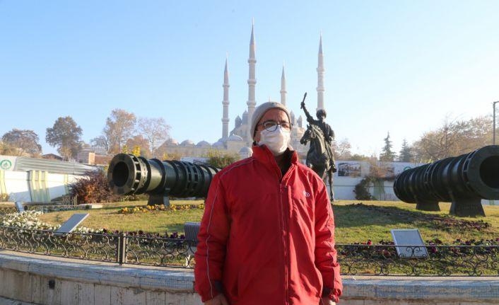 Vaka sayıları artan Edirne'de sık sık komşu ziyaretlerinin sonlandırılması anonsları yapılıyor