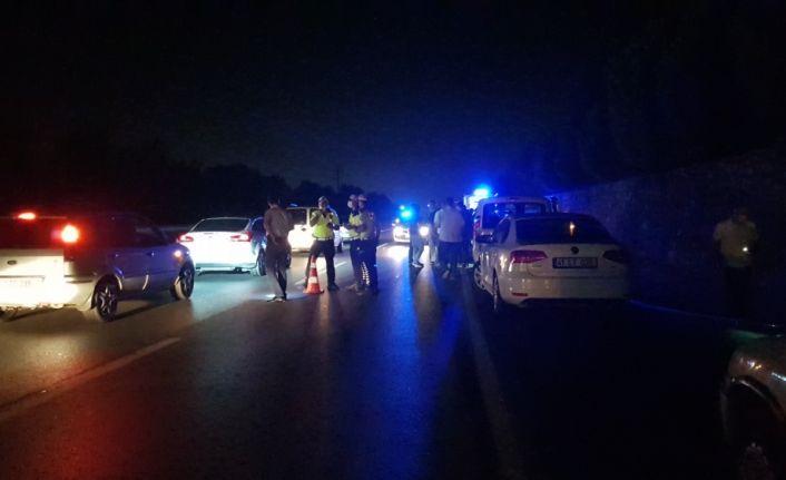 Kocaeli'de seyir halindeyken silahlı saldırıya uğrayan sürücü öldü