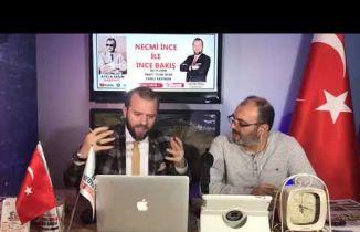 02.11.2018 İNCE BAKIŞ programının Konuğu  Gazeteci Atilla Sağım oldu.