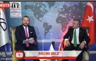 Millet İttifakı CHP Yıldırım Belediye Başkan Adayı Özgür Erdursun SEÇİM ÖZEL'e konuk olarak, projelerini anlattı.