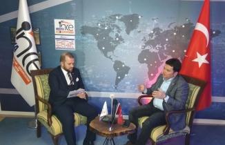 Necmi İnce İle Secim Özel programın konuğu CHP Bursa Milletvekili ve Osmangazi Belediye Başkan Adayı Erkan Aydın konuk oldu.