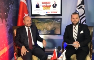 23.11.2016 Necmi İnce İle Seçim Özel proğramının konuğu Saadet Partisi Bursa İl Başkanı Mehmet Atmaca konuk oldu.