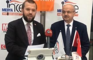NECMİ İNCE İle SEÇİM ÖZEL Osmangazi Belediye Başkan Aday Adayı Sn.Hasan Kılıç konuk oldu.