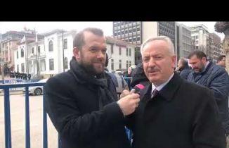 Cumhurbaşkanı Erdoğan'ın Bursa programı için Bursa Valiliğindeyiz.