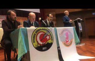 İSTANBULDA TGF 60. BAŞKANLAR KONSEYİ TOPLANTISI PROGRAMI!